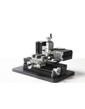 New Shine Big Power Mini Metal Horizontal Milling Machine NS20005MMP