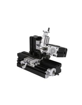 New Shine Big Power Mini Metal Horizontal Milling Machine NS20005MM