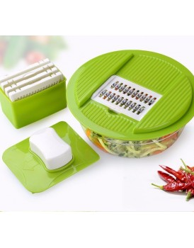 New Shine Twister mini hachoir Speedy Chopper Twist Chopper multifunctional hand vegetable chopper multi-funzione cucina tesoro