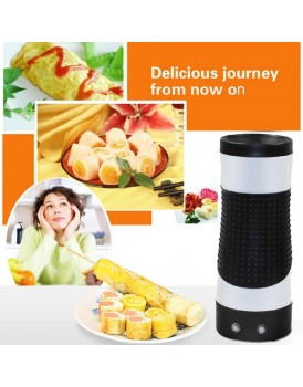 New Shine Hands-Free Automatic Electric Vertical Nonstick Easy Quick Egg Cooker Egg Roll Machine