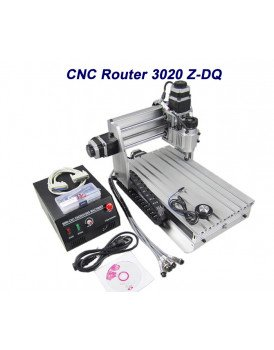 New Shine Newest CNC 3020Z-DQ Router Engraver/Engraving Drilling and Milling Machine Detail Speciation