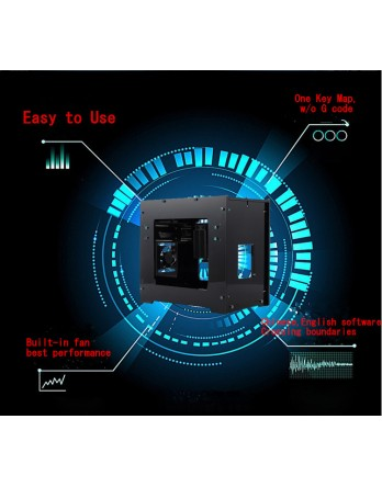 New Shine Small Cabin Version mini laser engraving machine NS -S01 Product Details Specifications