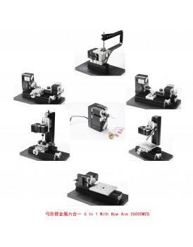 New Shine 4 In 1 Metal mini machine kit NS4000M