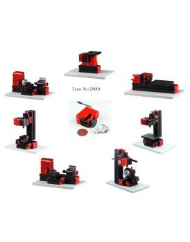 New Shine 8 In 1 basic mini machine kit Z8000,Z8001