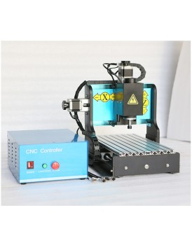 New  Shine Newest Standard Round  rail CNC 3020T-DJ Router Engraver/Engraving Drilling and Milling Machine Detail Speciation  300w, 600w , 800w, 1500w, 2200w  3axis