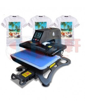 New Shine 3D vacuum sublimation automatic heat pressing Machine ST-420 Detail Speciation