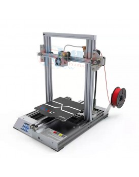 New Shine X7  desktop 3d printer can work PLA , ABS,  POM, PETG, PVA,WOOD, Peek materials high temperature materials