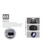 New Shine 1 : 100W Fiber Laser Marking Machine