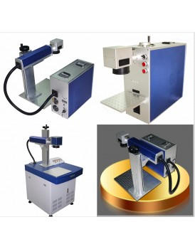 New Shine 1 : 100W Fiber Laser Marking Machine