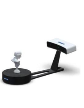 New Shine Entry-level Consumer Desktop White Light 3D Scanner Scan-NSP6