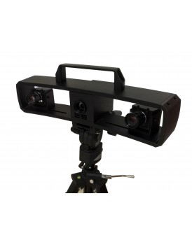 New Shine White Light double eyes 3d scanner Product Details Specifications