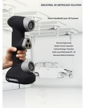 New Shine Handy 3d scanner 6 laser lines + 1 special beam Product Details Specifications