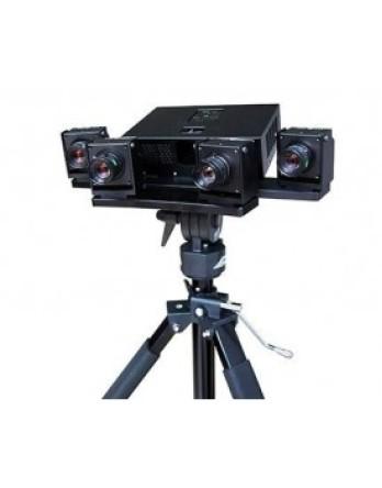 New Shine White Light four eyes 3d scanner Product