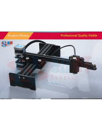 New Shine  mini laser machine 15000mw  T style  (can engrave Metal )