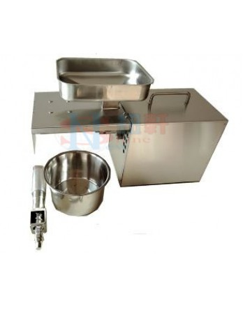New Shine 700W food grade stainless steel sunflower oil extractor machine NS-P01 ((full 304#stainless steel )