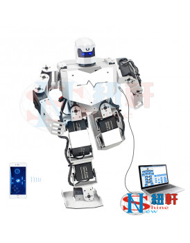 New Shine Completely assembled Bipedal Humanoid Robot FT-17DOF-SC-RTP