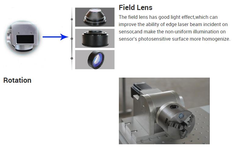 New Shine 2 :  10w, 20w, 30W, 50W Fiber Laser Marking Machine
