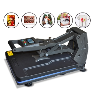 3D vacuum  sublimation automatic heat pressing Machine